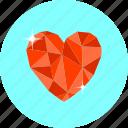 gem, brilliant, crystal, diamond, heart, jewelry, precious