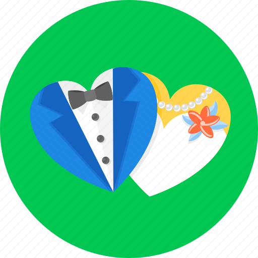 couple, heart, love, marriage, romantic, valentine's, wedding icon