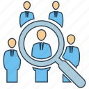 leader, mobile marketing, search, seo icons, seo pack, seo services, team icon