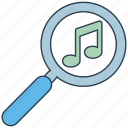 mobile marketing, music, search, seo, seo pack, seo services, web design icon