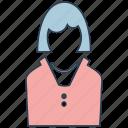 businesswomen, mobile marketing, seo, seo pack, seo services, web design icon