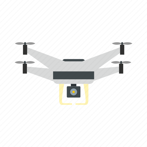 aerial, camera, control, copter, drone, innovation, technology icon