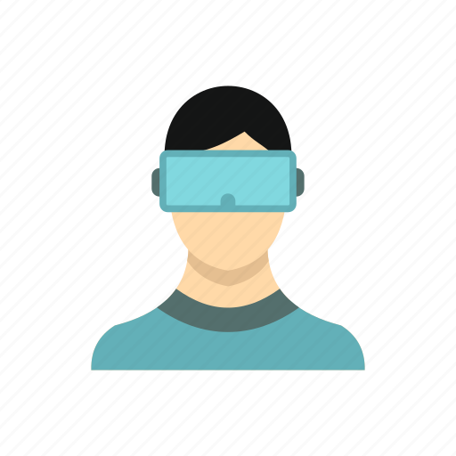 device, electronic, glasses, mask, reality, technology, virtual icon