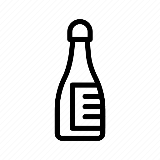 Bottle party, drink, juice, vine, water icon - Download on Iconfinder