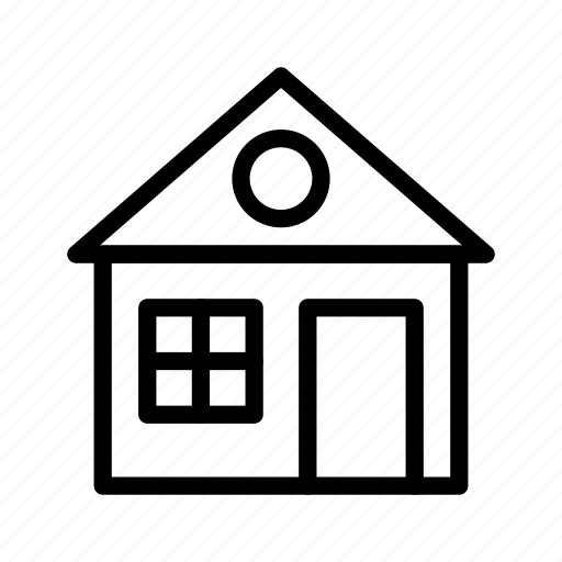 apartment, construction, home, house, property, shelter icon