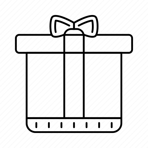 birthday, box, gift, package, surprise icon