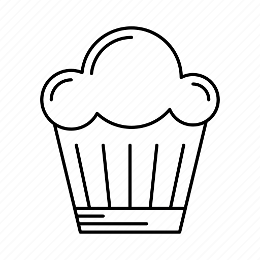 cup cake, food, meal, sweets icon