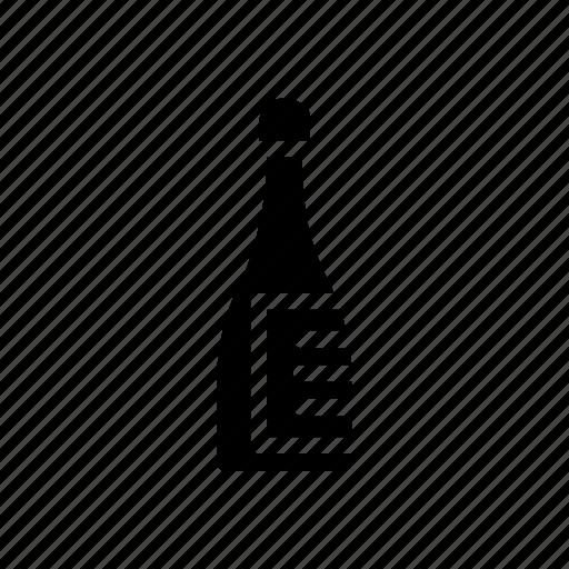 beverage, bottle, cocktail, drink, restaurant, water icon