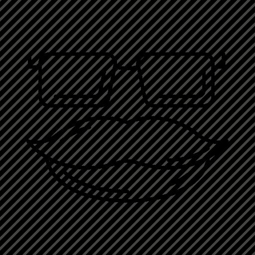 carnival, glass, glasses, human, mask, person, profile icon