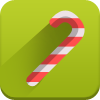 candy, new year icon