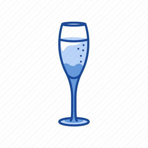 celebration, liquor, sparkling wine, wine icon