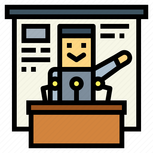 Communications, conference, lecture, presentation icon - Download on Iconfinder