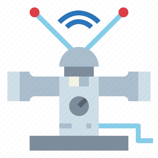 antenna, electronics, technology, television icon