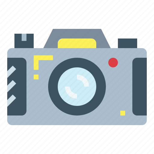 camera, photo, photograph, technology icon