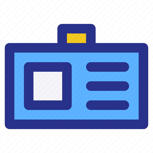 broadcast, card, id, interest, magazine, news, reportage icon