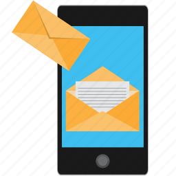 communication, information, mail, media, network, phone icon