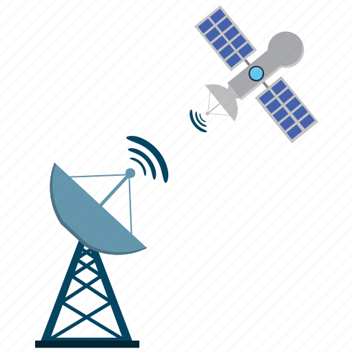antenna, information, media, network, news, satelite icon