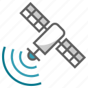 antenna, broadcasting, communication, news, radar, satellite, signal icon