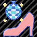 disco, ladies, night