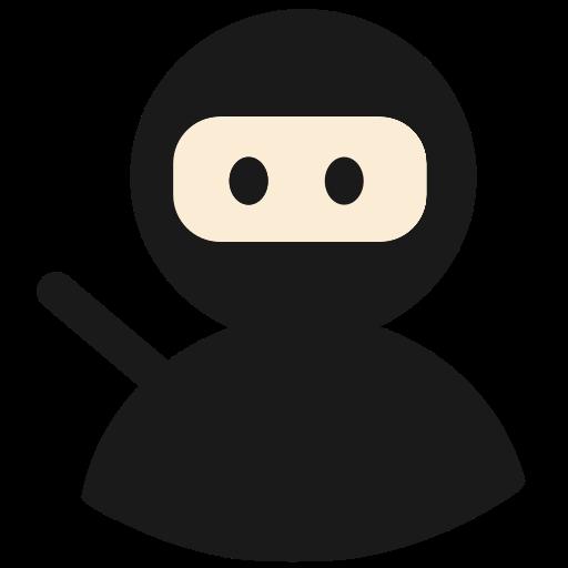 avatar, ninja, samurai, warrior icon