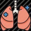 lungs, medical, organ, anatomy, virus, breath, healthcare
