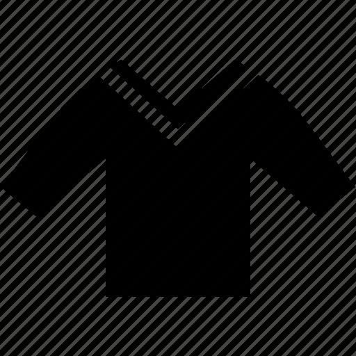 apparel, cricket, jumper, normcore, sweater, v-neck, woolen icon