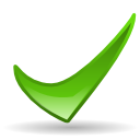 accept, accord, check, correct, green, hi, ok, success, true, yes icon