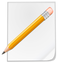 edit, file, memo, paper, pen, pencil icon