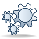 cog, gear icon
