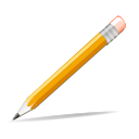 edit, pencil, write icon