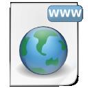 domain, www icon