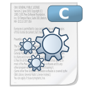 c, source icon