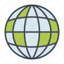 earth, ecology, environment, global, globe, nature, planet icon