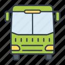 bus, coach, holidays, summer, transportation, travel, vacation