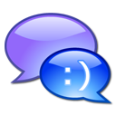 chat, references, speak, talk