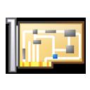 card, kcmpci, pcb icon