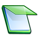 notebook, paper icon