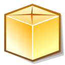 box, inventory, package, post, wrap icon