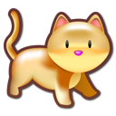 animal, cat, kedi icon