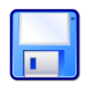 3floppy, unmount icon