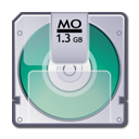 mo, unmount icon