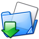 folder, up, upload icon