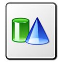 3d, document icon