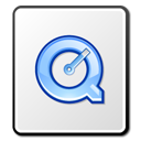 apple, quicktime icon