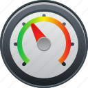 control, dashboard, gauge, measure, measurement, meter, scales icon