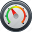 control, dashboard, gauge, measure, measurement, meter, scales icon