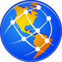 browse, browser, earth, globe, network, seo, web icon