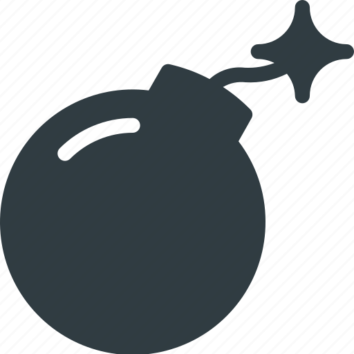 Blast, bomb, boom, explosion, war icon - Download on Iconfinder