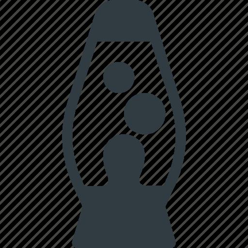 hypster, lamp, lava, retro, romantic icon