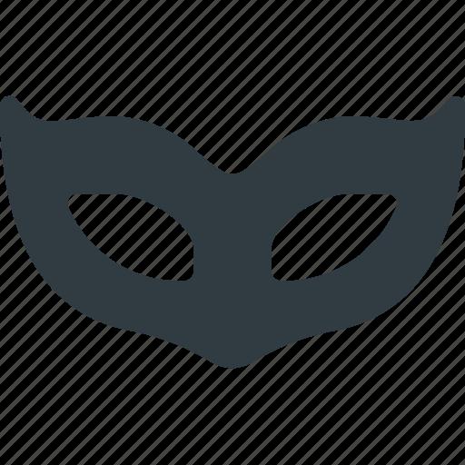 Eye, pride, mask, private, incognito icon